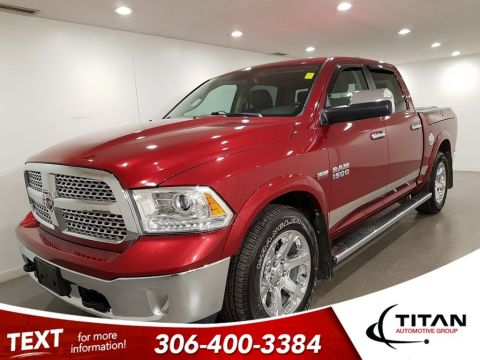 Pre-Owned 2015 Ram 1500 Laramie 4x4 Ramboxes Leather NAV