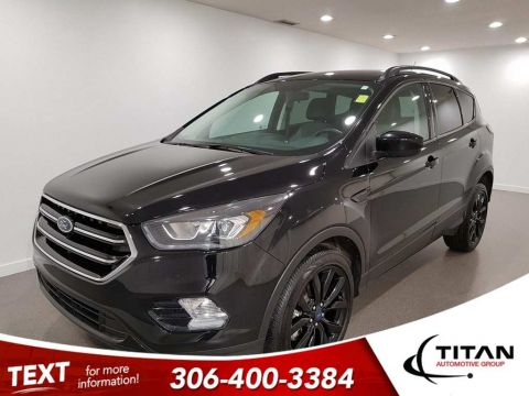 Pre-Owned 2017 Ford Escape SE 2.0 Ecoboost AWD CAM NAV Htd Seats
