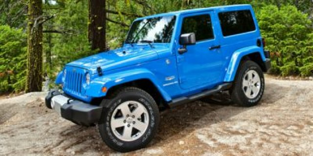 Pre-Owned 2015 Jeep Wrangler Sport|4x4|Alloys|V6|6spd