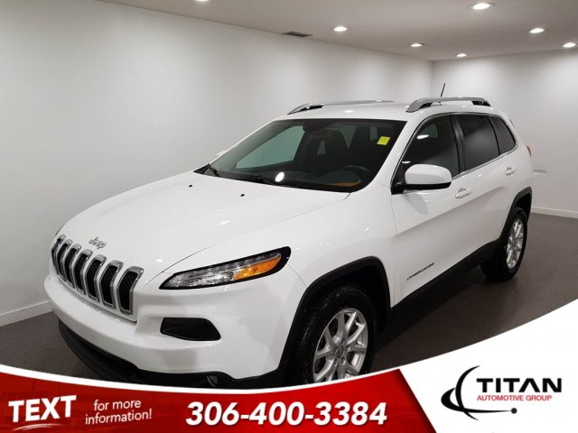 Pre-Owned 2015 Jeep Cherokee North 4x4 CAM Bluetooth