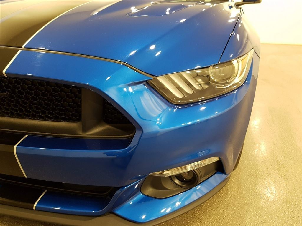 Pre Owned  Ford Mustang Fastback Gt  L Leather Roush Exhaust Sunroof Nav