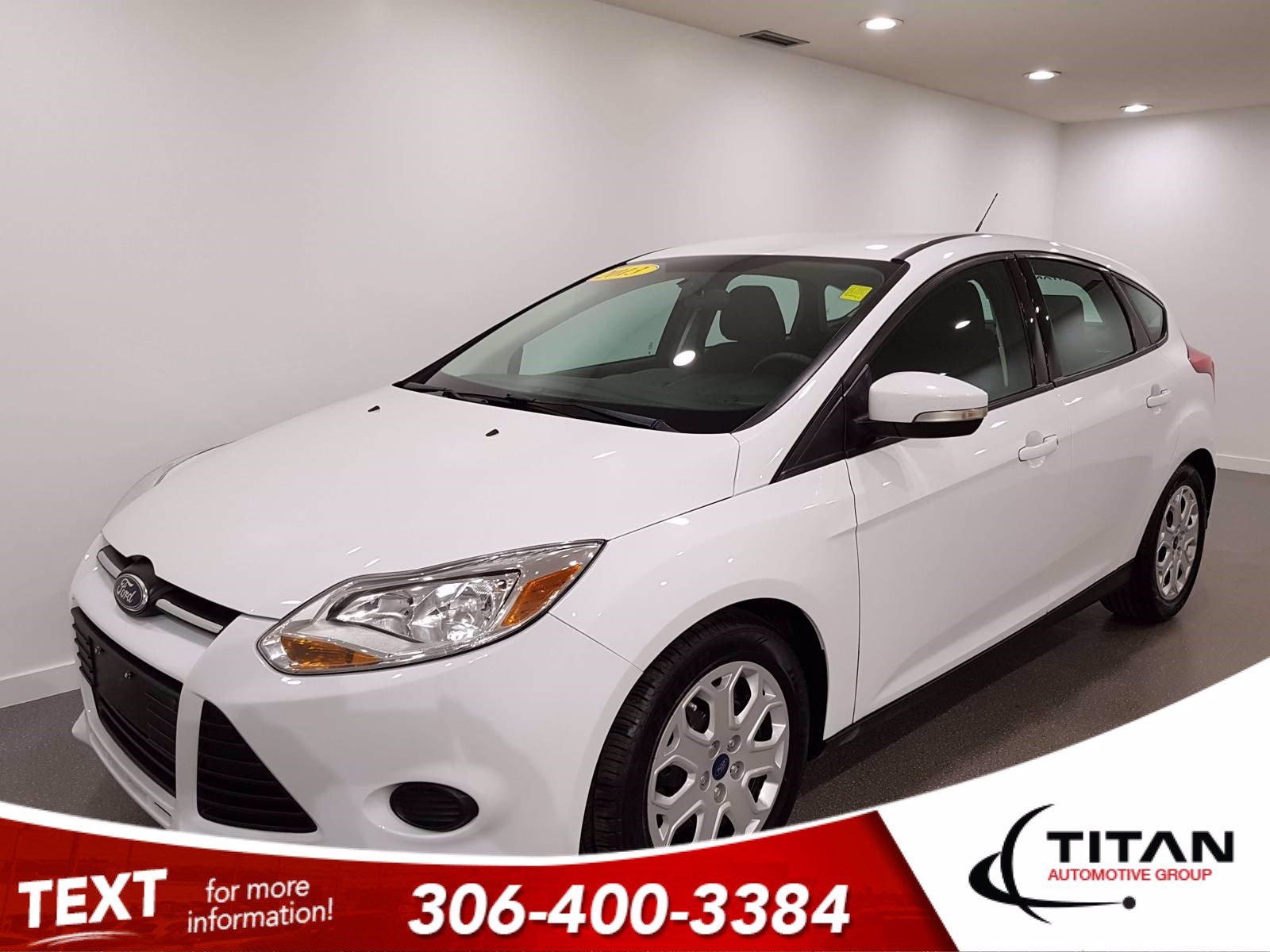 Pre-Owned 2013 Ford Focus SE | Bluetooth