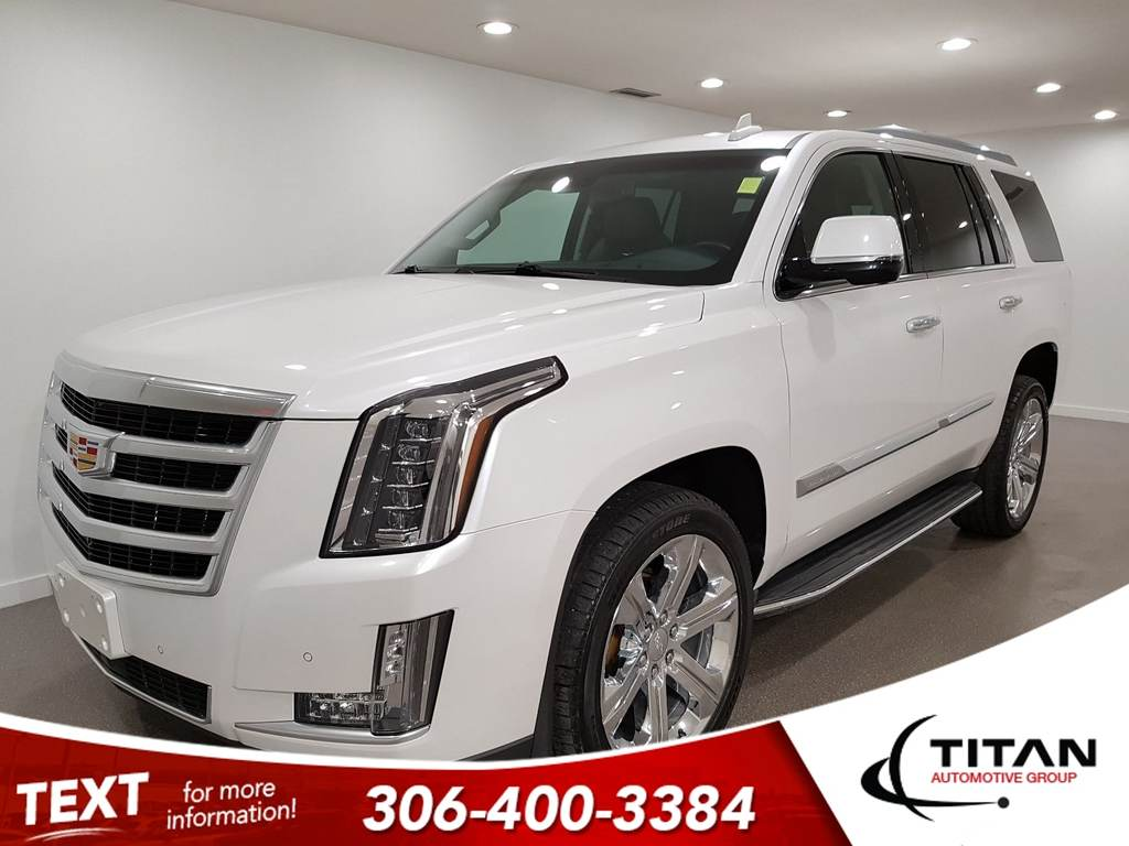 Pre-Owned 2016 Cadillac Escalade Premium V8 4x4 CAM Leather NAV