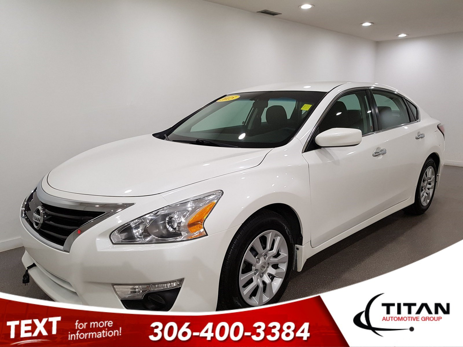 Pre-Owned 2015 Nissan Altima | Local