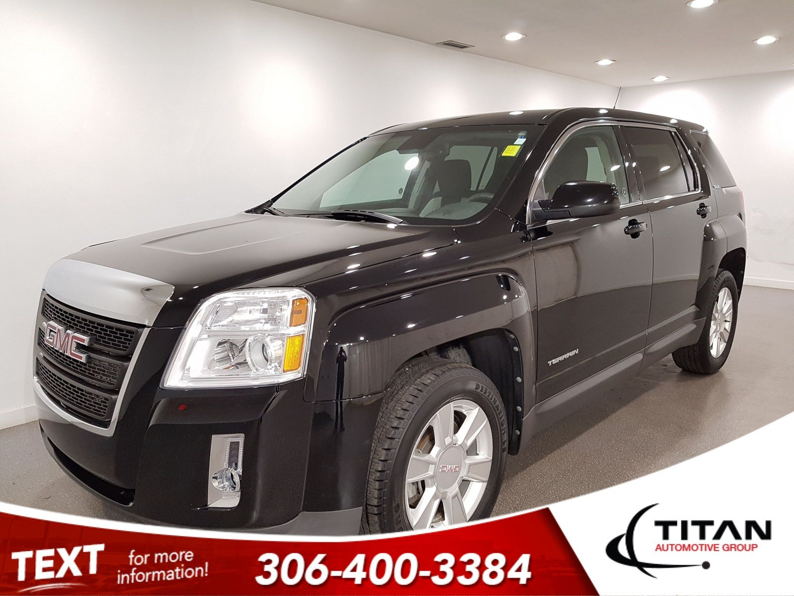Pre-Owned 2012 GMC Terrain SLE AWD CAM Local Alloys 3 Month SXM New Tires & Brakes