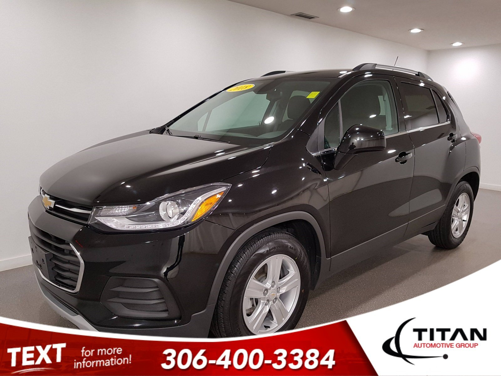 Pre-Owned 2018 Chevrolet Trax LT|Turbo|CAM|Rims|Bluetooth|Htd Mirrors
