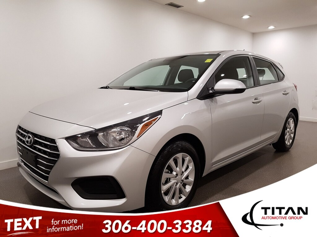 Pre-Owned 2019 Hyundai Accent SE CAM Htd Seats CAM Alloys Bluetooth