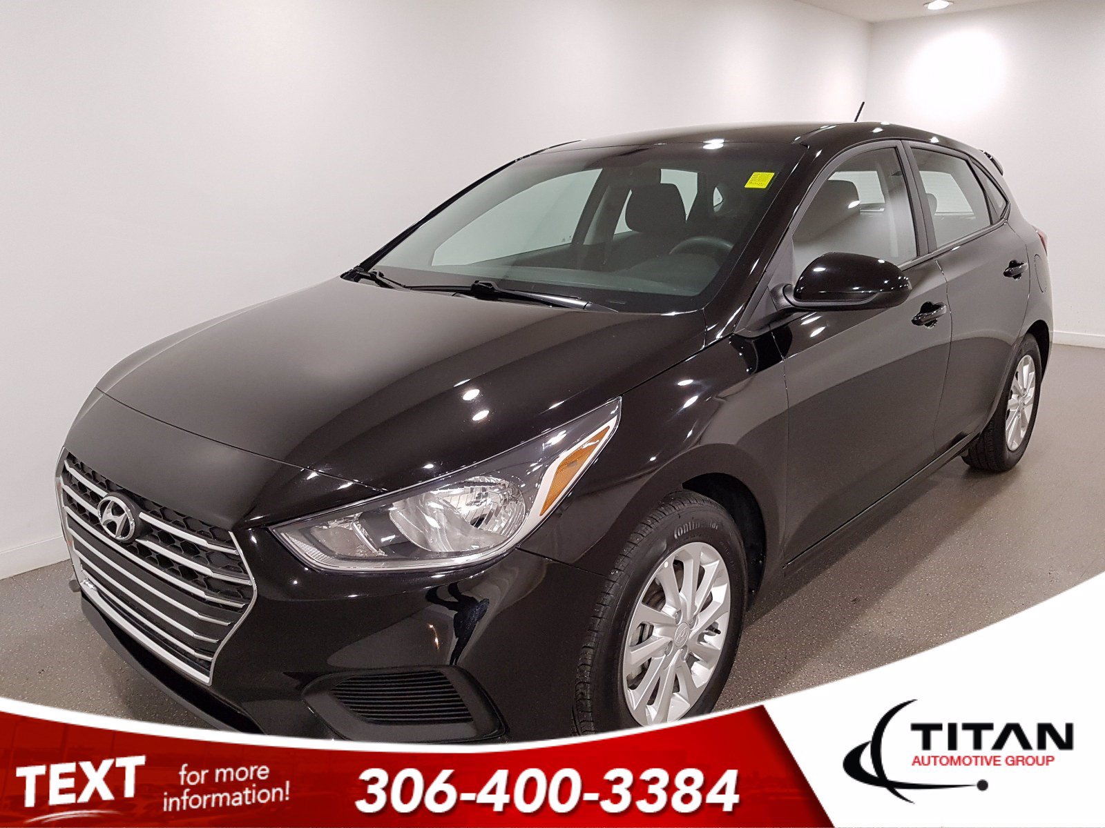 Pre-Owned 2019 Hyundai Accent SE | Heated Seats | Back-up Camera