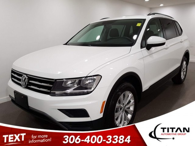 Pre-Owned 2019 Volkswagen Tiguan Trendline AWD CAM Htd Seats Alloys