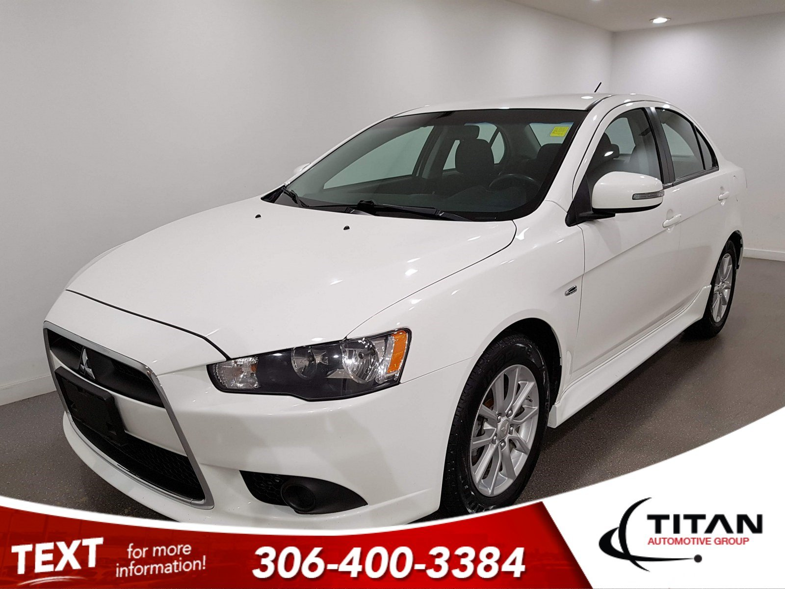 Pre-Owned 2015 Mitsubishi Lancer SE|Htd Seats|Rims|Bluetooth
