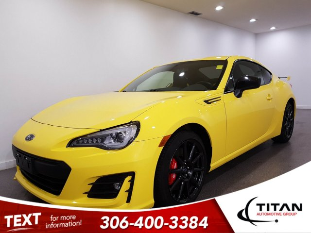 Pre-Owned 2017 Subaru BRZ Inazuma Edition 6Spd CAM NAV Htd Seats Alloys