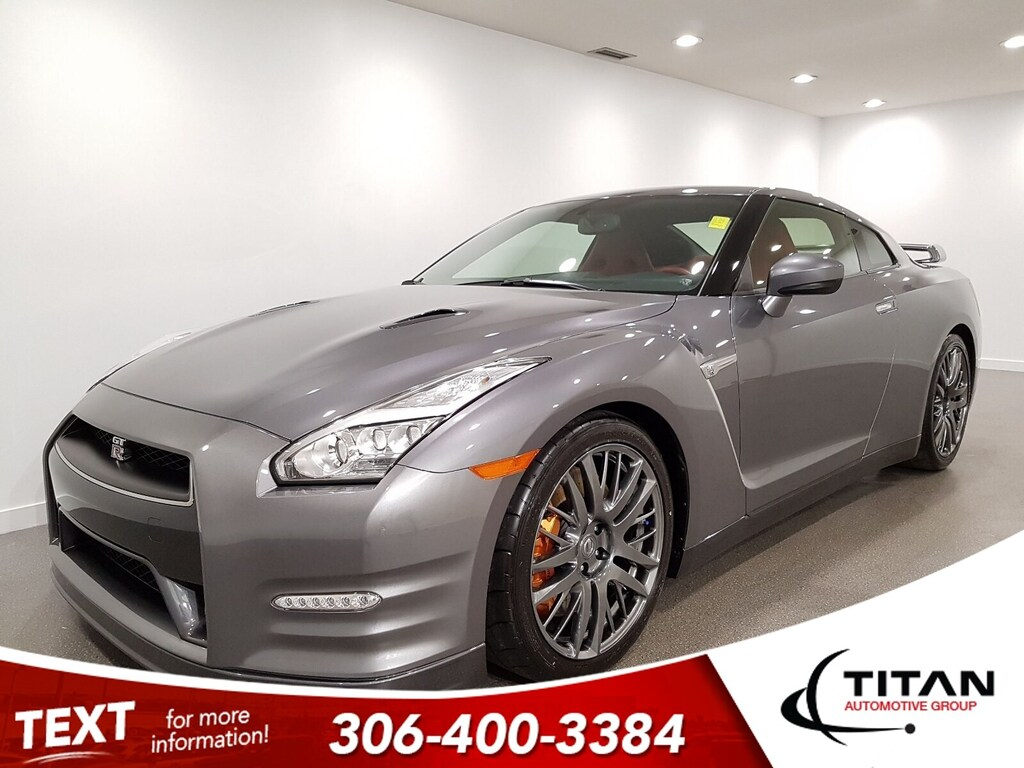 Pre-Owned 2016 Nissan GT-R Premium AWD Leather 7600KM NAV Hand Built Bose