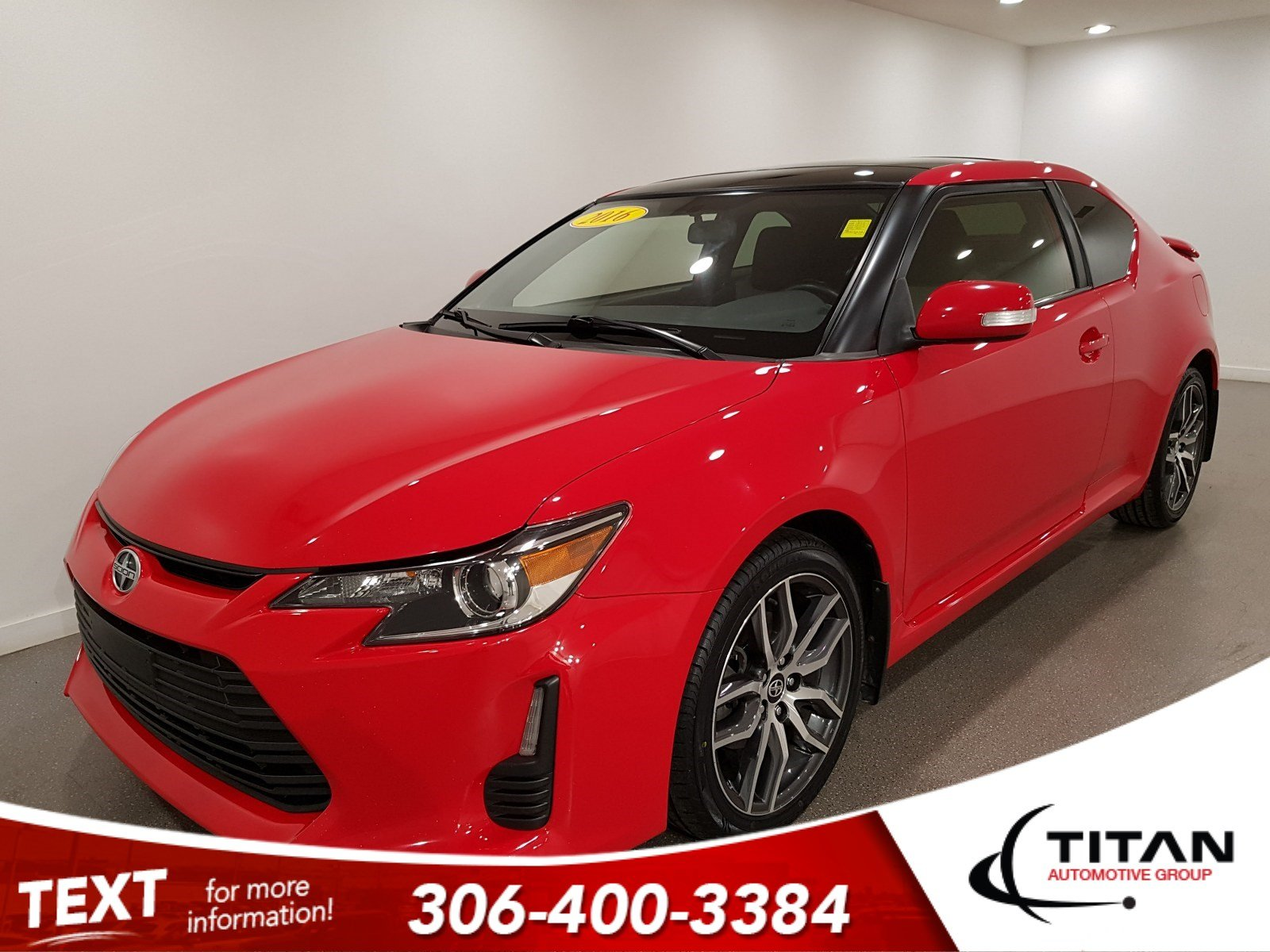 Pre-Owned 2016 Scion tC | Sunroof