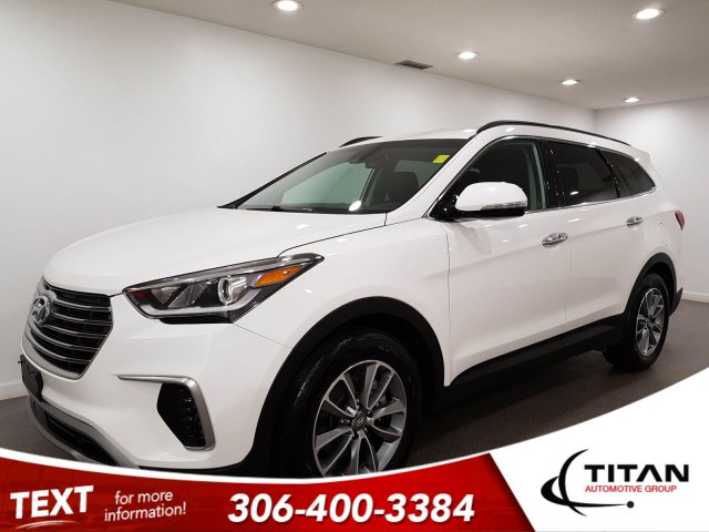 Pre-Owned 2019 Hyundai Santa Fe XL Preferred V6 AWD CAM Alloys