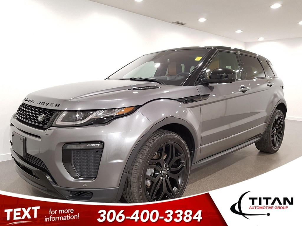 Pre-Owned 2016 Land Rover Range Rover Evoque HSE Local AWD CAM Leather NAV