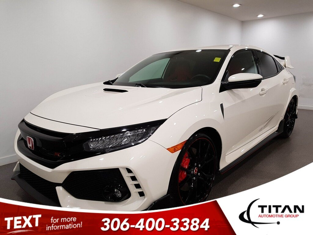 Pre-Owned 2018 Honda Civic Type R Turbo 306hp | Navigation | Back-up Camera