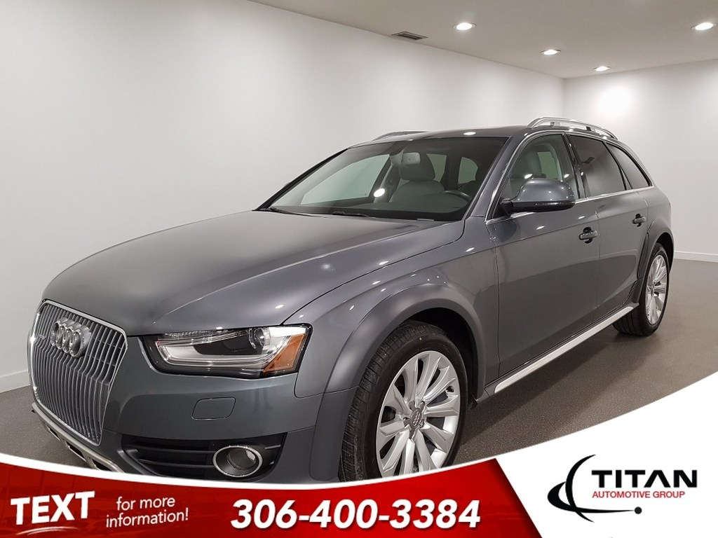Pre-Owned 2016 Audi A4 allroad Quattro AWD Leather Htd Seats Alloys