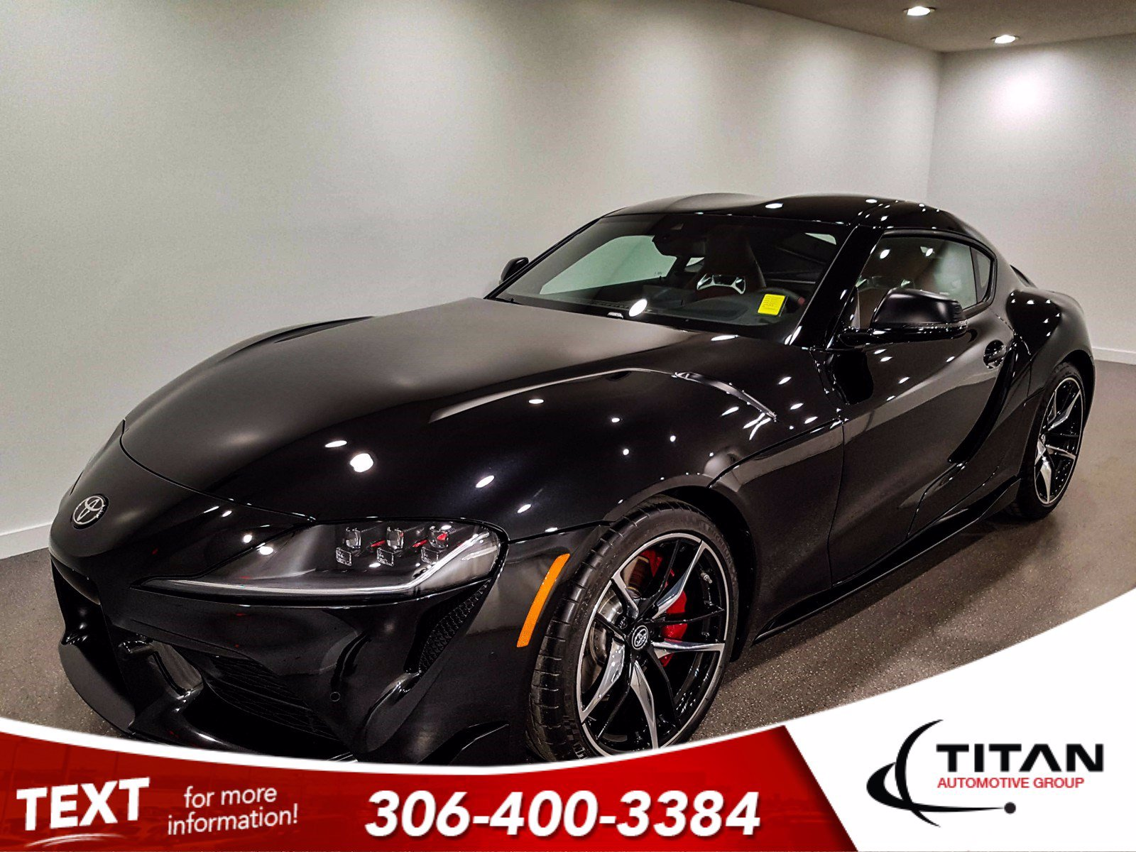 Pre-Owned 2020 Toyota GR Supra