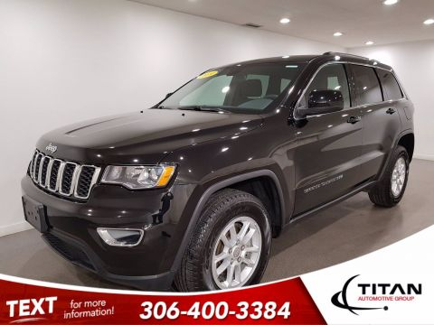 Pre-Owned 2019 Jeep Grand Cherokee Laredo V6 | Back-up Camera