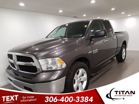 Pre-Owned 2014 Ram 1500 SLT 4x4 V8 Htd Mirrors Alloys Bluetooth