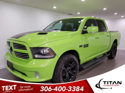 Pre-Owned 2017 Ram 1500 Sport Sublime Hemi Alpine Nav Remote Start