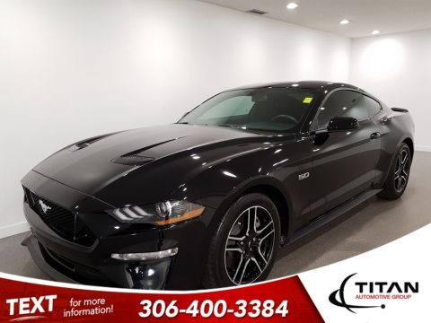 Pre-Owned 2018 Ford Mustang GT Manual CAM Alloys ONLY 1500km!!