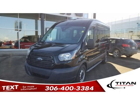 Pre-Owned 2017 Ford Transit T 350 CAM 15 Pass Auto