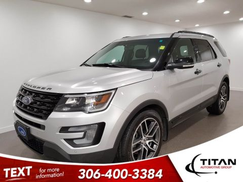 Pre-Owned 2016 Ford Explorer Sport AWD CAM NAV Sunroof