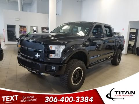 Pre-Owned 2016 Ford F-150 Shelby #34 5.0L Supercharged 700HP Rare!
