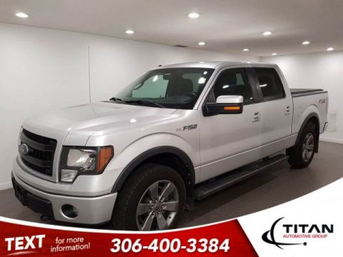 Pre-Owned 2014 Ford F-150 FX4 V8 CAM Alloys 4x4