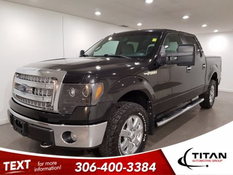 Pre-Owned 2013 Ford F-150 XLT XTR Local 4x4 V8 CAM Bluetooth Alloys