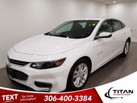 Pre-Owned 2018 Chevrolet Malibu LT|Turbo|CAM|Alloys|Bluetooth|Auto|Warranty