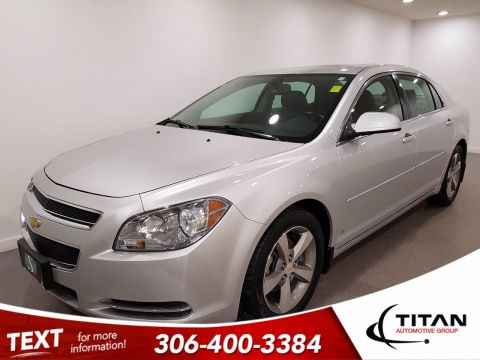 Pre-Owned 2009 Chevrolet Malibu LT | Leather | Sunroof | Remote Start