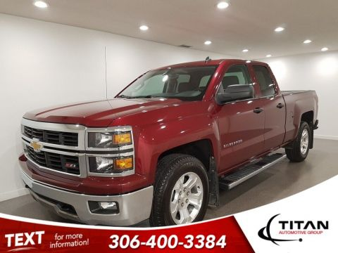 Pre-Owned 2014 Chevrolet Silverado 1500 LT Z71 V8 4x4 Bluetooth Alloys