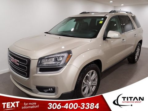 Pre-Owned 2016 GMC Acadia SLT AWD CAM NAV Leather 7 Pass Bose