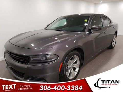 Pre-Owned 2015 Dodge Charger SXT Local V6 Alloys Bluetooth