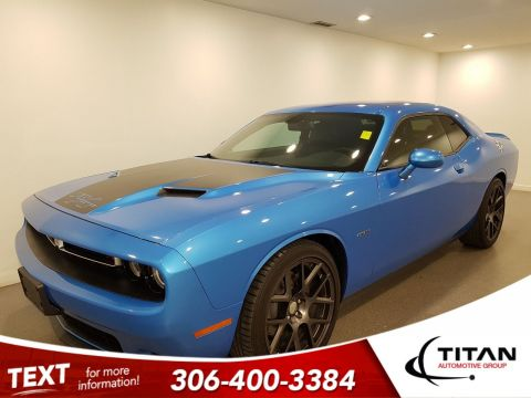 Pre-Owned 2016 Dodge Challenger R/T V8 | Leather | Navigation