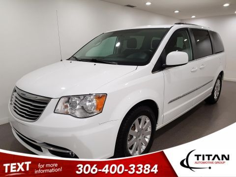Pre-Owned 2015 Chrysler Town & Country Touring|Power Doors/Gate|Alloys|SiriusXM