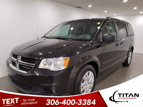 Pre-Owned 2015 Dodge Grand Caravan SE Canada Value Package