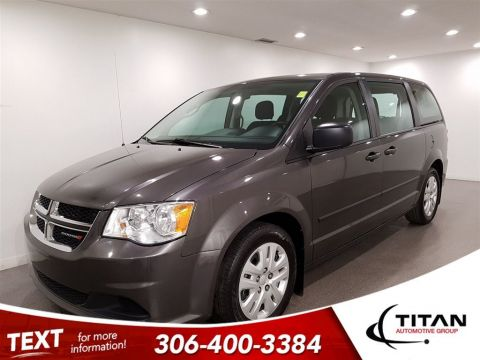 Pre-Owned 2015 Dodge Grand Caravan SE 7Pass Automatic