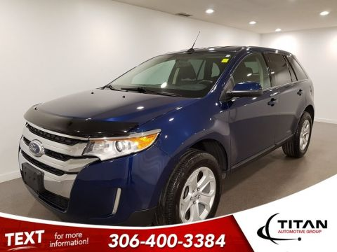 Pre-Owned 2012 Ford Edge SEL CAM Alloys Bluetooth Htd Seats