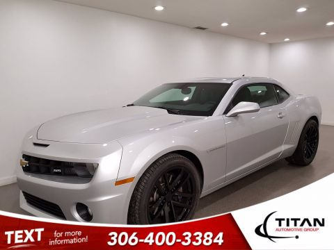 Pre-Owned 2010 Chevrolet Camaro 2SS Local 1 Owner Leather Brembo Boston Premium Audio