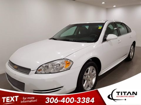 Pre-Owned 2012 Chevrolet Impala LS V6 | Rims | Aux | Auto | Local