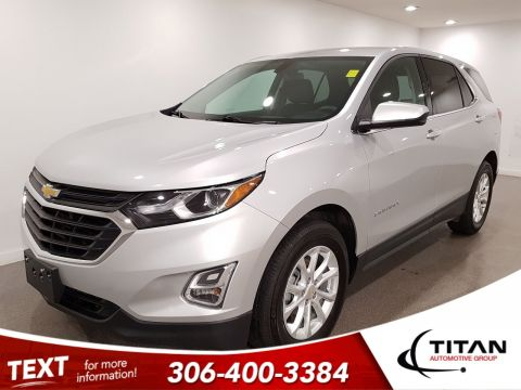 Pre-Owned 2019 Chevrolet Equinox LT|2.0L Turbo|AWD|CAM|Bluetooth Streaming|Alloys