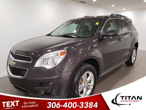 Pre-Owned 2014 Chevrolet Equinox LT AWD CAM Htd Seats Alloys