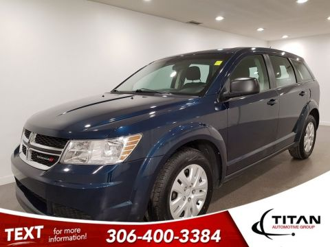 Pre-Owned 2015 Dodge Journey Local Htd Mirrors Automatic