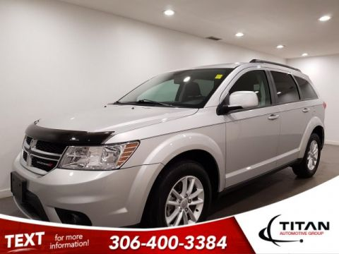 Pre-Owned 2014 Dodge Journey SXT V6 CAM NAV Alloys Sunroof