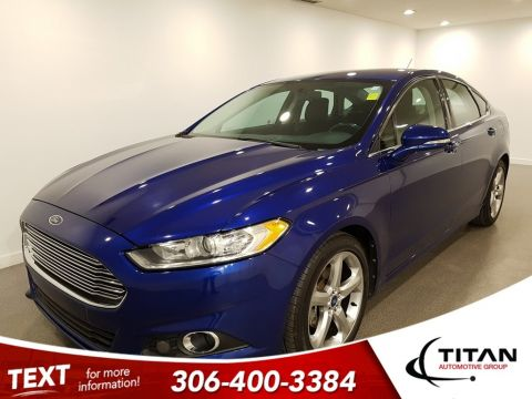 Pre-Owned 2013 Ford Fusion SE CAM Htd Mirrors Alloys Power Seat