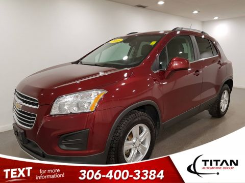 Pre-Owned 2016 Chevrolet Trax LT AWD | Remote Start | Back-up Camera