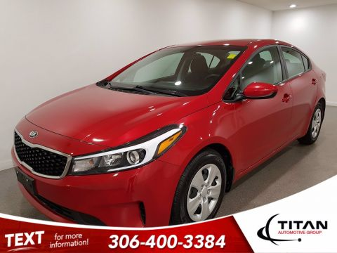 Pre-Owned 2018 Kia Forte LX|Bluetooth|